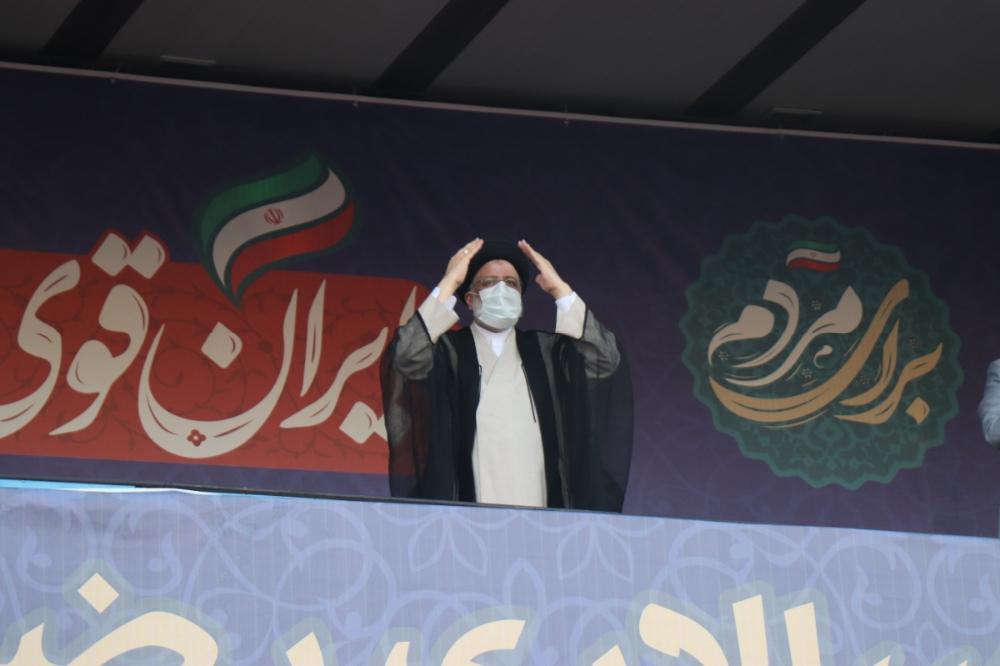 سری دوم همایش بزرگ ایران قوی با حضور حجت السلام والمسلمین آقای رئیسی