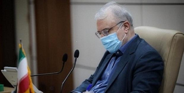 درخواست وزیر بهداشت از ستاد ملی کرونا؛پروازهای روسیه لغو شود