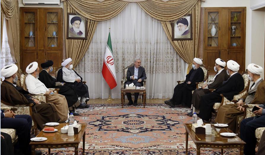 تاکید استاندار آذربایجان شرقی بر تقویت دیپلماسی علمی