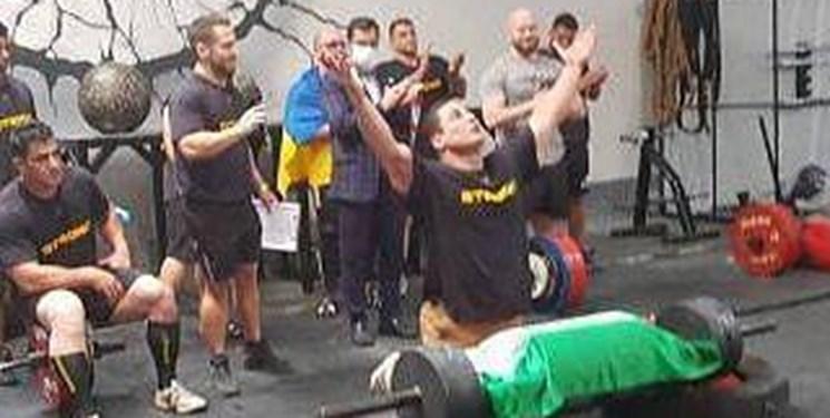 کسب سهمیه مسابقات حرفهای قویترین مردان جهان توسط ورزشکار آذربایجانشرقی