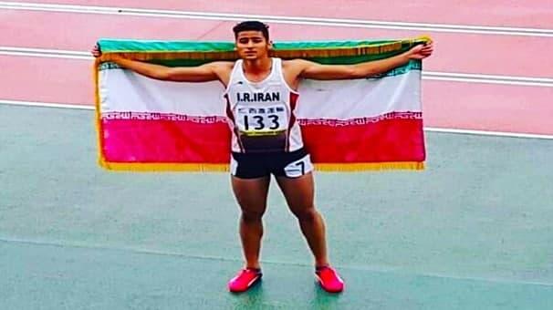 دونده تبریزی المپیکی شد