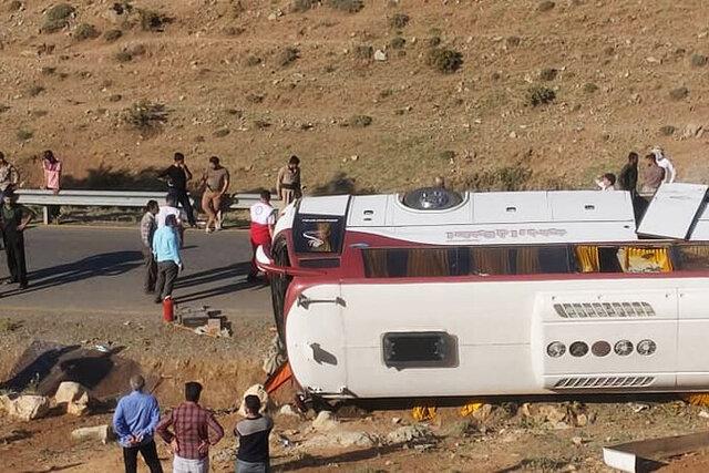 جولان اتوبوسهای مرگ در جادههای کشور