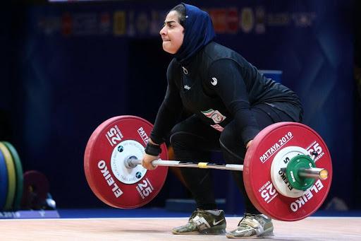 یک سهمیه المپیک وزنهبرداری زنان به ایران رسید