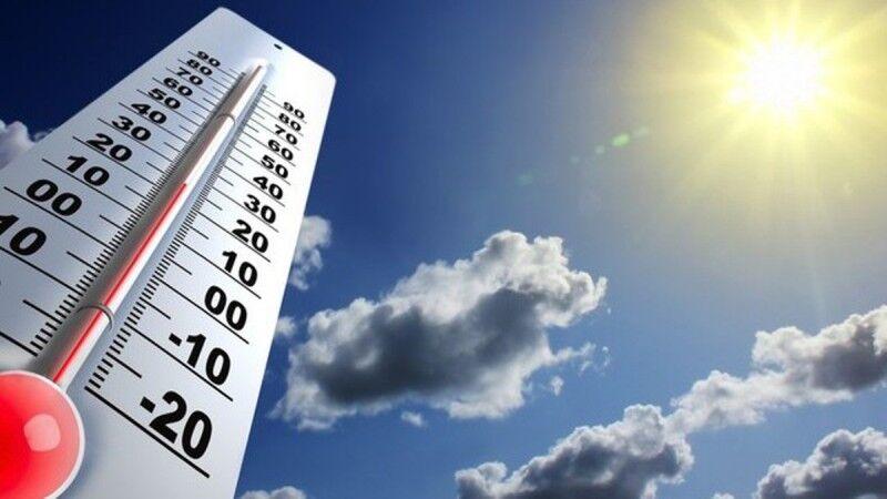 افزایش ۶ درجه ای دمای هوای آذربایجان شرقی
