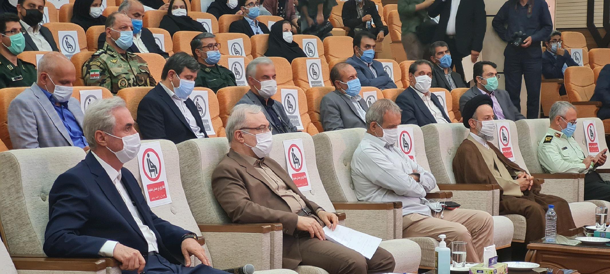افتتاح ۵۱ طرح دانشگاه علوم پزشکی تبریز