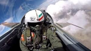 خلبانان به تنهایی صدها کیلومتر دورتر داخل خاک دشمن میجنگند