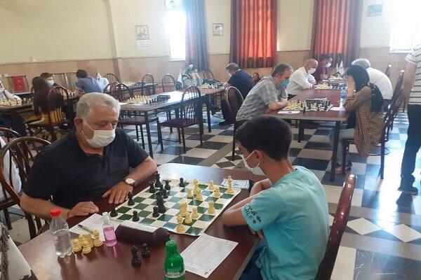 مسابقات شطرنج حضوری قهرمانی آذربایجان شرقی آغاز شد