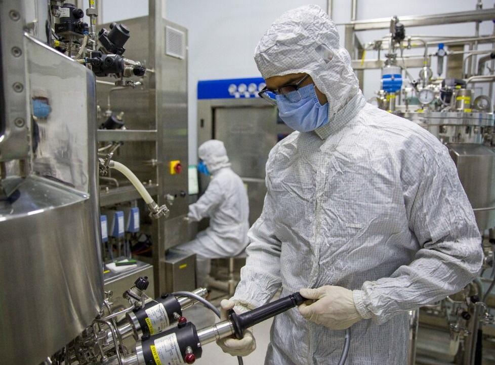 قرار بود «برکت» به ما واکسن بدهد، اما خط تولیدش دچار مشکل شد