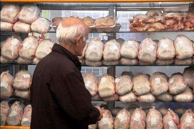 خبری از مرغ ۲۴ هزار تومانی در تبریز نیست