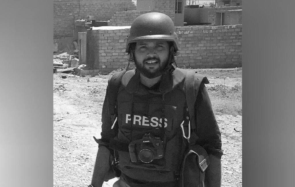 کشته شدن خبرنگار رویترز در جنگ افغانستان