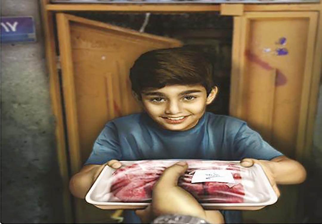 پویش «قربان شما» در موسسه خیریه حمایت از مستمندان تبریز