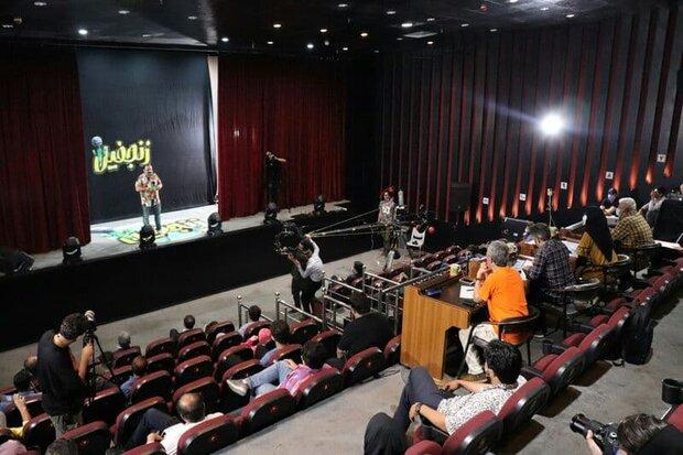 استندآپ کمدین های آذربایجانی در جشنواره زنجفیل بر روی صحنه رفتند