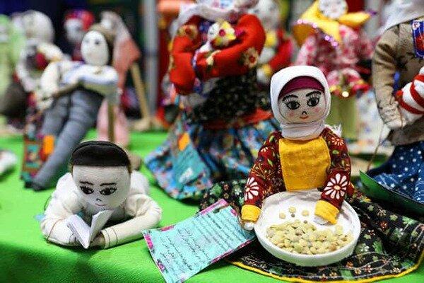 فراموشی عروسکهای بومی و محلی آذربایجان