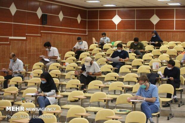غیبت ۳۶ درصدی داوطلبان کنکور ارشد پزشکی/۴۵۳ داوطلب مبتلا به کرونا