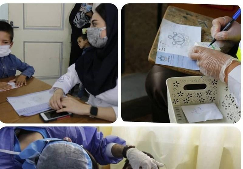 خدماترسانی ۴۰ پزشک اردوی جهادی شرکت مس در شهرستان هریس