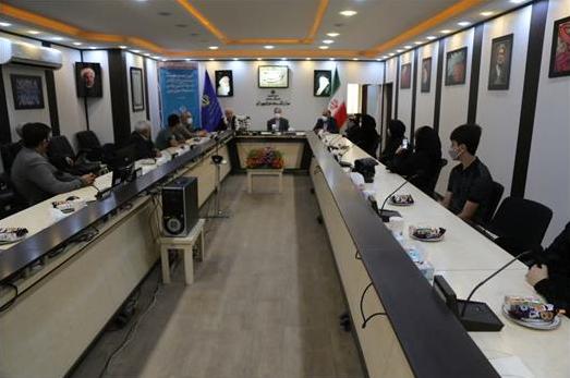 اهدای کتابخانه شخصی نویسنده تبریزی