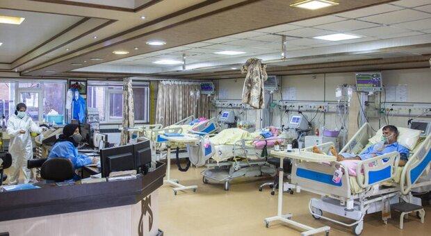 وضعیت تب دار کرونا و کمبود تخت بستری در بیمارستانهای اردبیل