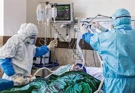 فوت ۵۳۶ بیمار در شبانه روز گذشته/ شناسایی ۴۲ هزار و ۵۴۱ بیمار جدید