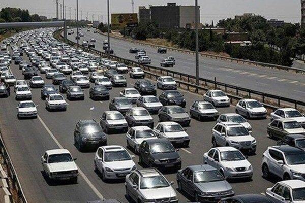 کاهش ۲۶ درصدی ترددها/ تردد جادهای به شهرهای قرمز و نارنجی ممنوع