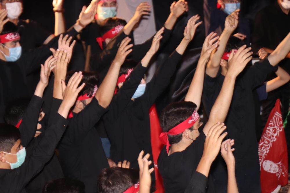 هیئت دانش آموزی در تبریز