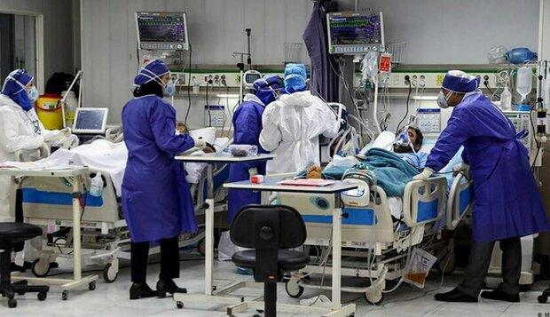 جدال مرگ و زندگی ۱۰۴ بیمار کرونایی در اردبیل/نفس شهر تنگ شد