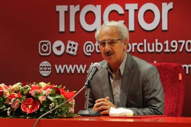 جلسه مدیرعامل و سرمربی تراکتور با مالک باشگاه در ترکیه