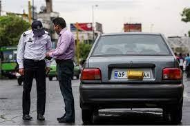 شناسایی ۴۴۲۰ خودرو با پلاک مخدوش در آذربایجانشرقی
