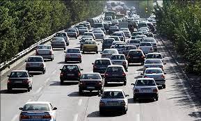 افزایش ۷ درصدی تردد جادهای علیرغم ممنوعیت سفر بین شهرهای کرونایی