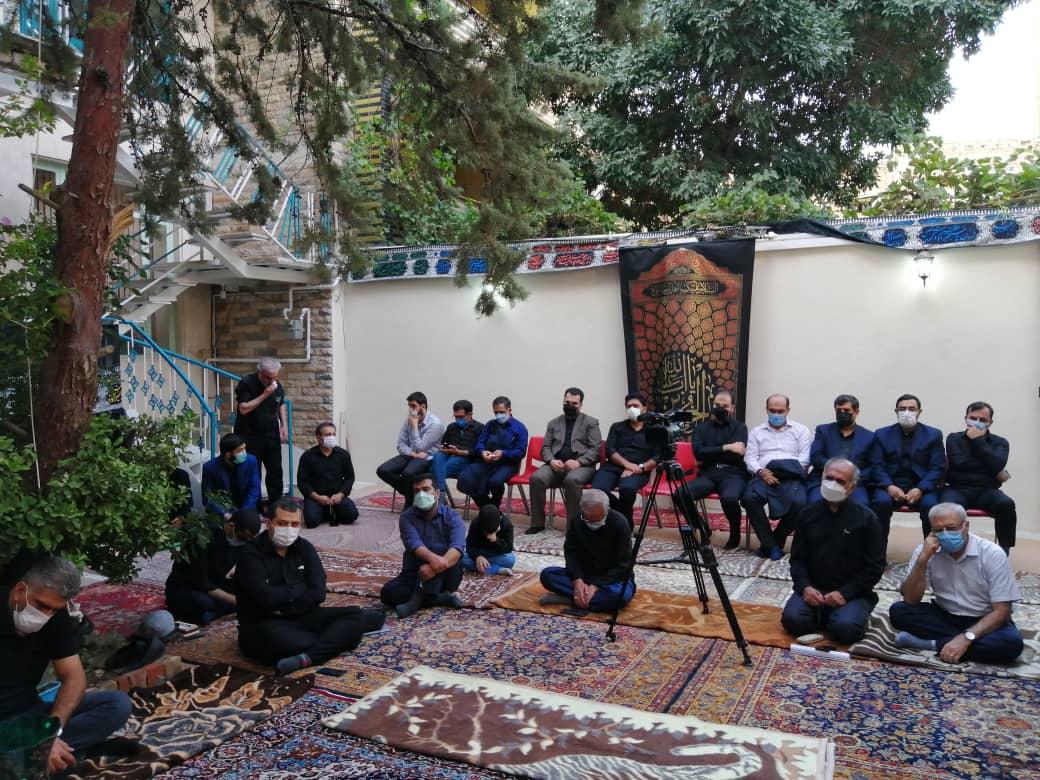 رونمایی از پوستر هجدمین اجلاس بین المللی تجلیل از پیرغلامان و خادمان حسینی