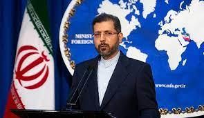 خطیبزاده: واشنگتن راهی جز ترک اعتیاد تحریم و رفتار محترمانه در قبال تهران ندارد