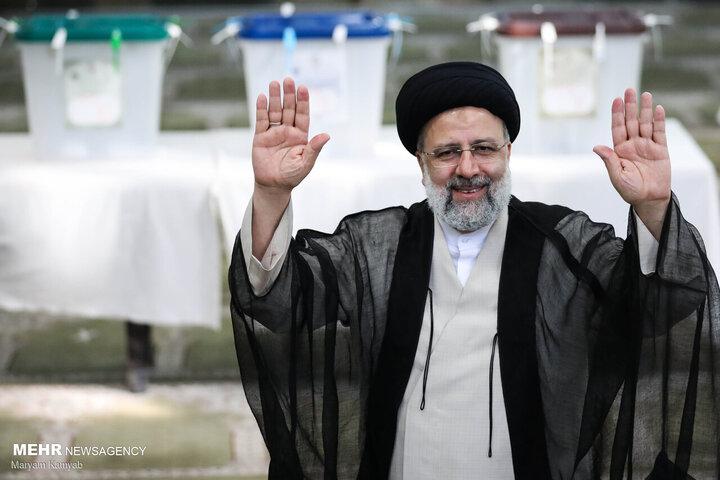 حکم ابراهیم رئیسی برای دومین رقیب انتخاباتیاش