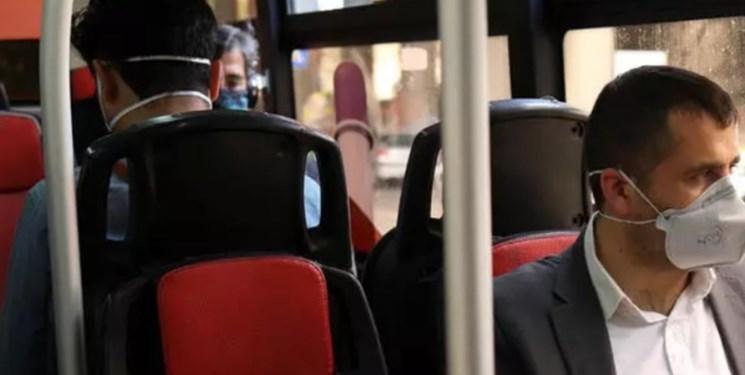 کرونا مسافران اتوبوسرانی تبریز را۵۰ درصدکاهشداد