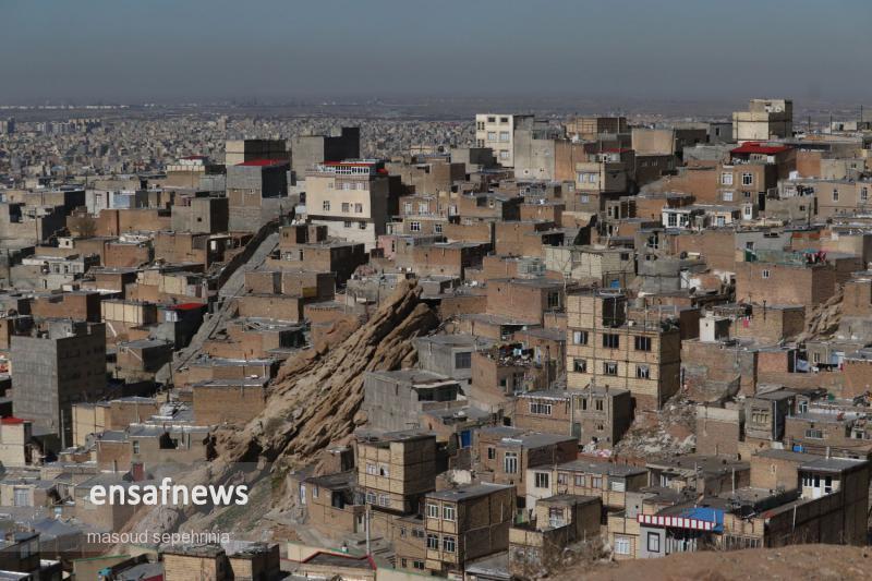 روزگار ۴۰۰ هزار حاشیهنشین تبریزی روی خط مرگ