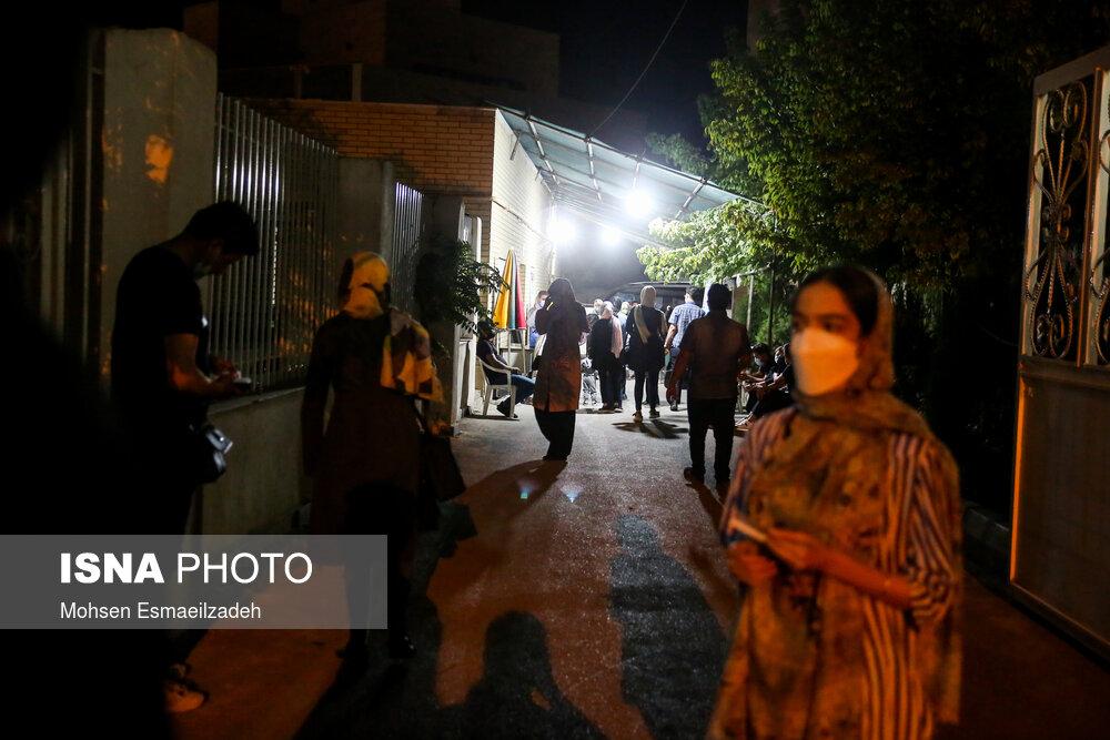 تبریزیها از واکسیناسیون شبانه استقبال نکردند