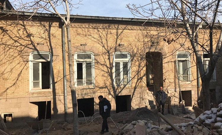 فقدان حفاظت پس از ثبت ملی بناهای میراثی