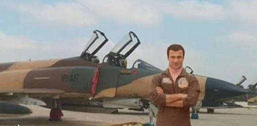 خلبان افسانهای تبریز به یاران شهیدش پیوست