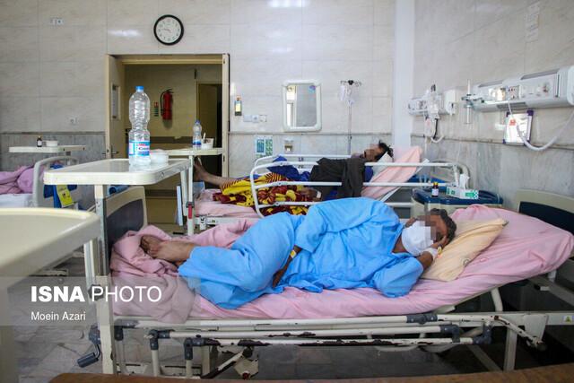 بستری ۱۵۳۰ بیمار کرونایی در بیمارستانهای آذربایجانشرقی