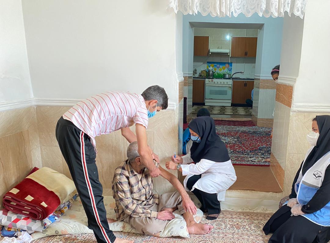 اجرای طرح واکسیناسیون خانه به خانه در آذربایجانشرقی