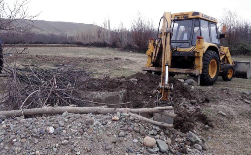پلمب و انسداد ۴۴۷ حلقه چاه غیرمجاز در آذربایجانشرقی