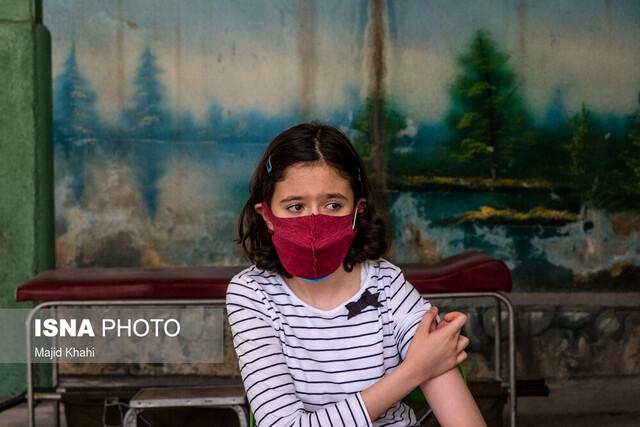 واکسیناسیون کرونایی ۵۵ درصد از دانش آموزان هدف در آذربایجانشرقی