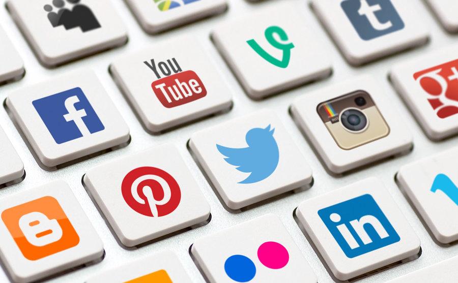 سرعت محبوبیت پنج شبکه اجتماعی