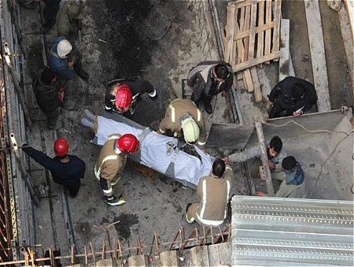 مرگ ۴۹ نفر در اثر حوادث ناشی از کار در آذربایجانشرقی
