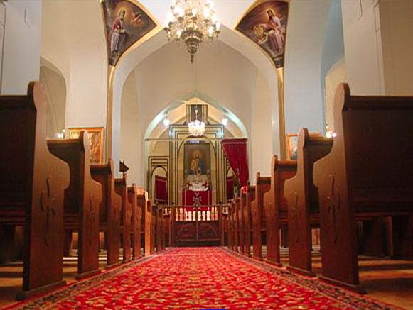 سفری در تاریخ قدیمیترین کلیسای تبریز