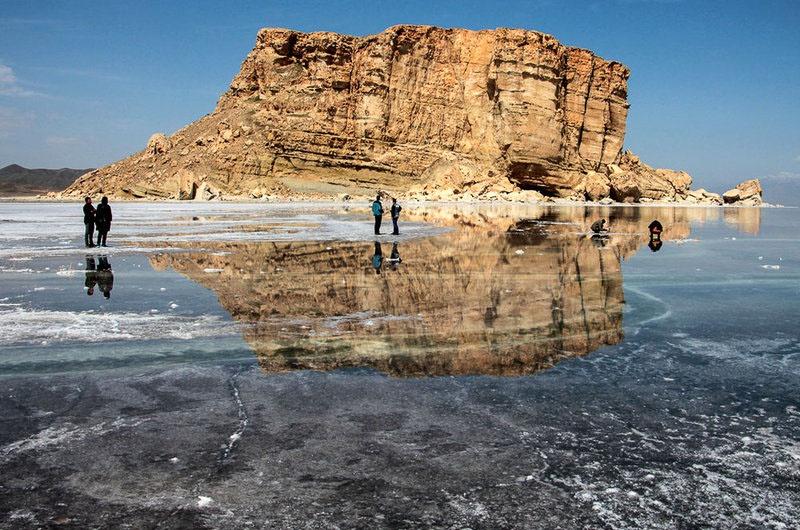ستاد احیای دریاچه ارومیه با شکل جدید فعال میشود