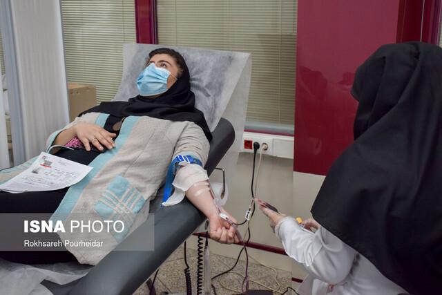 سهم زنان از اهدای خون فقط ۵ درصد است