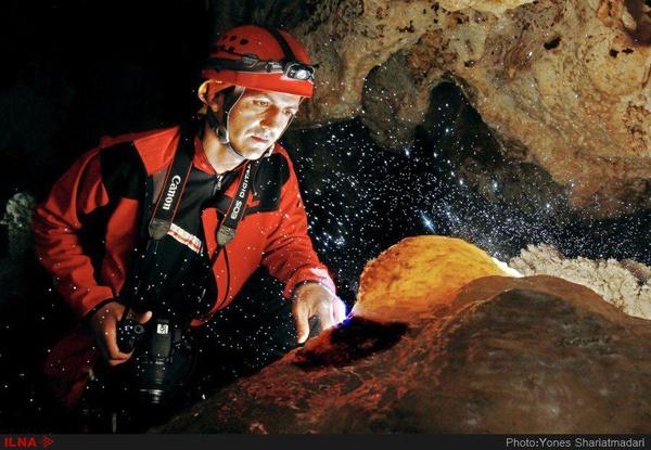 از بین دوهزار غار ایران تنها ۴۰۰ غار نقشه دارند/در غارشناسی در جهان هیچ جایگاهی نداریم