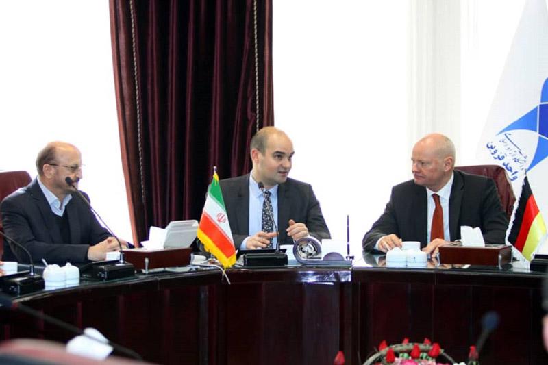 اروپا خواهان گسترش روابط علمی و اقتصادی با ایران است