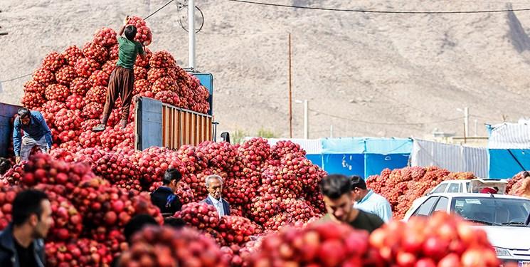 عرضه انار و هندوانه در شب یلدا با قیمت مصوب