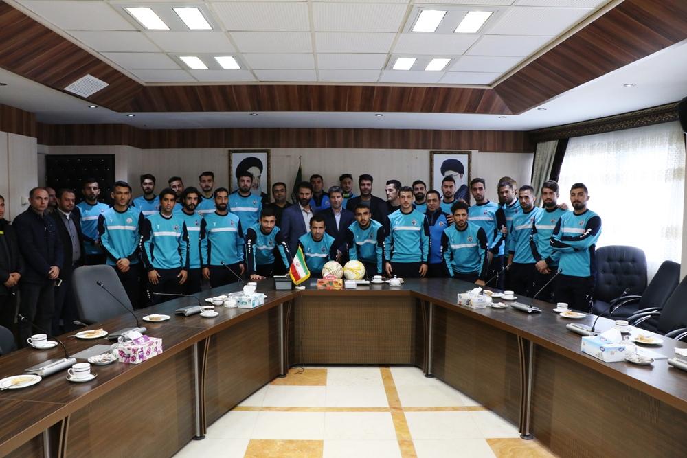 زیرساختهای ورزشی آذربایجان غربی توسعه یابد