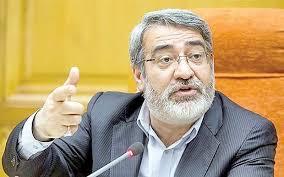 وزیر کشور: سپاه سرنخ هایی از حادثه تروریستی چابهار به دست آورده است